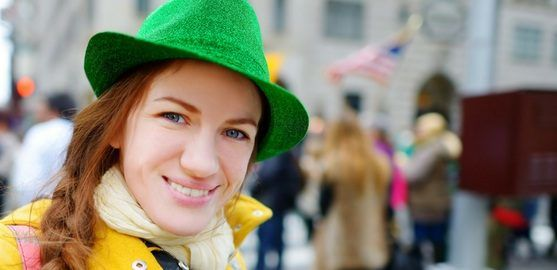 Go Green on St Patricks Day – Get Online Help