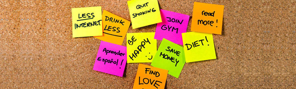 7 Tips to stick to your New Year Resolutions