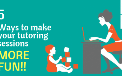 5 ways to make your tutoring sessions fun
