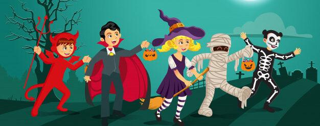 Simple DIY Costume Ideas to Celebrate Halloween in Virtual Classrooms