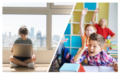How to Get Ahead in the New School Year with Hybrid Learning