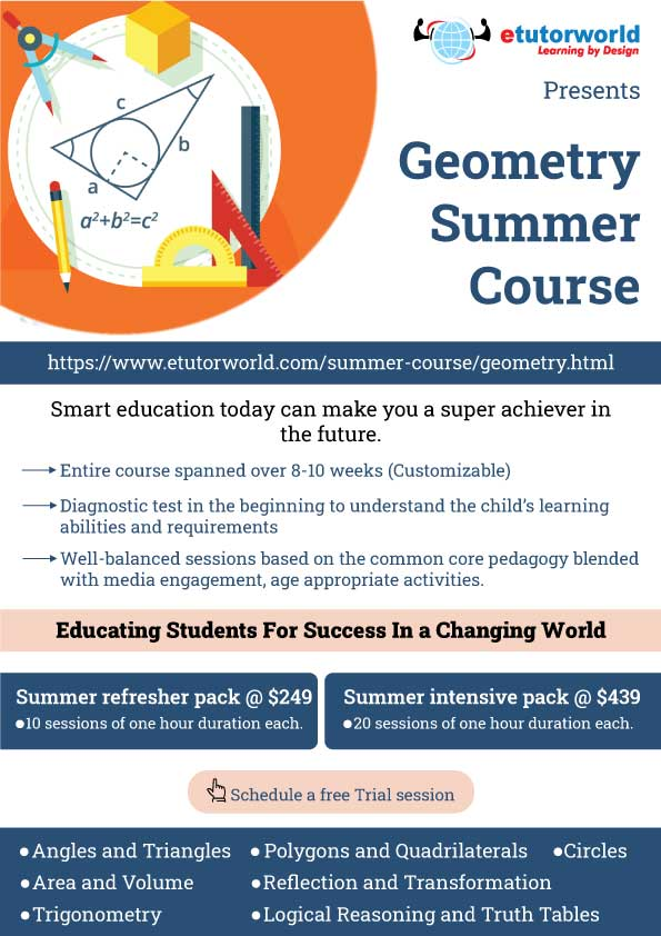 Geometry Summer Course
