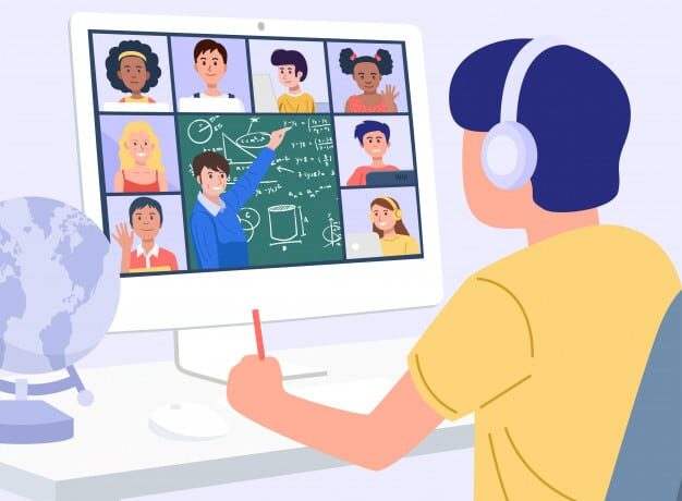 Online Learning – Minimize the Impact of Screen Time
