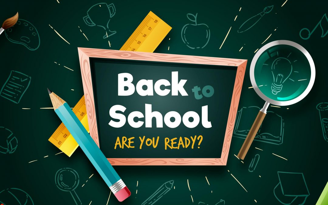 Get Back-to-School with Confidence  – 5 Ways to Prep for Fall Session