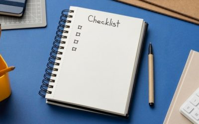 New Academic Year – Here's a Back-to-School Checklist